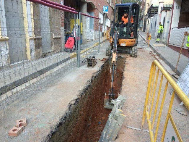 Reurbanització del Passatge Roura