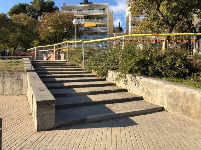 Estat inicial de les escales