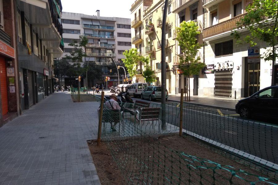 Reurbanització del Carrer Benavent