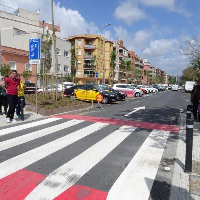 Reurbanització de la Carretera del Prat